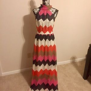 Ark & Co maxi dress size small
